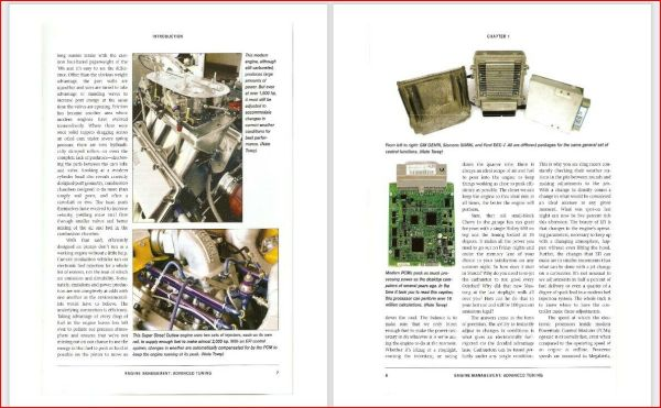 Best Engine Management Advanced Tuning Book 3 57 76