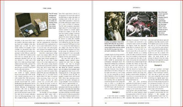 Best Engine Management Advanced Tuning Book 7 57 80