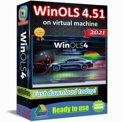 WinOLS 4.51 VMware + VMware 16 Pro new 2020 1 Image04..t13