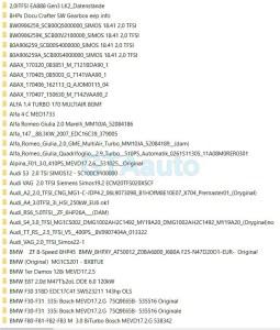 Damos 2021 MD1 MG1 EDC17 SIMOS 19 Best offre 12 Screenshot 2021 07 07 220438.jxr