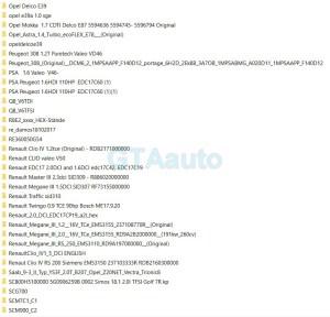 Damos 2021 MD1 MG1 EDC17 SIMOS 19 4 1 Screenshot 2021 07 07 221035