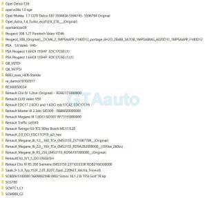 Damos 2021 MD1 MG1 EDC17 SIMOS 19 Best offre 19 Screenshot 2021 07 07 221035