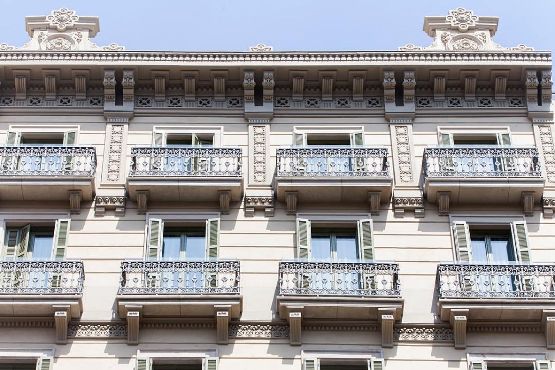 Revalorització dels edificis GTAE