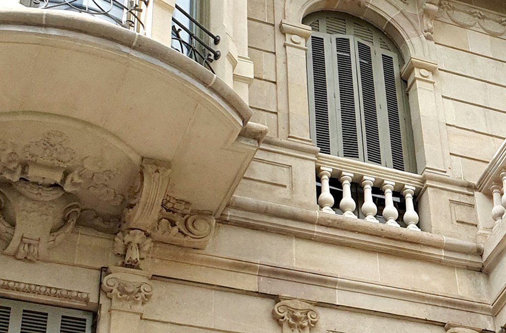 Rehabilitant Passeig de Gracia, 3. Part IV