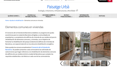 Convocatoria Subvenciones 2021 IMPU Barcelona