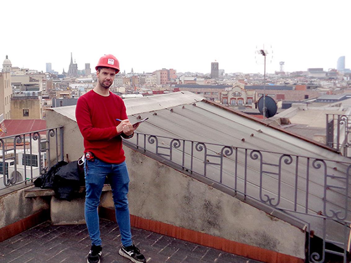 Javier Martínez Arquitecto Técnico