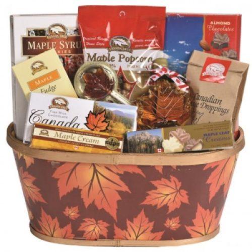 Canadian gift baskets online