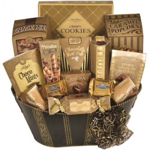 Just Chocolates Gift Basket