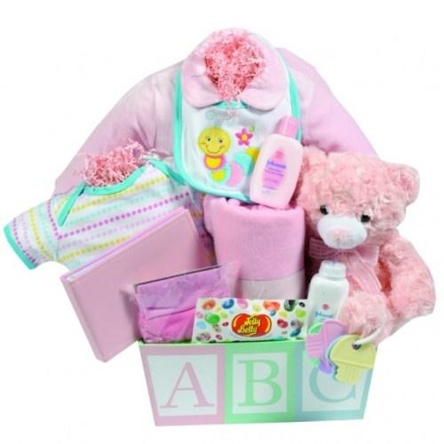 newborn baby gift baskets