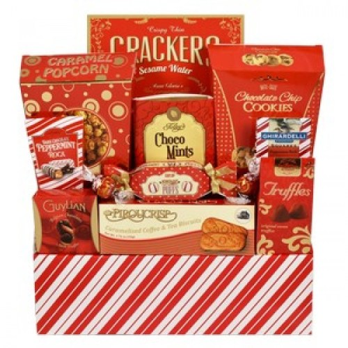 Holiday Treat Gift Baskets