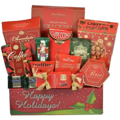 Corporate Holiday Baskets