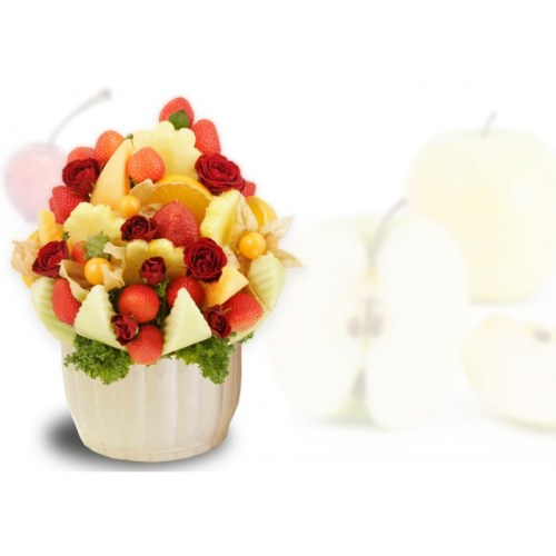 Edible Bouquet - Fruit Flowers