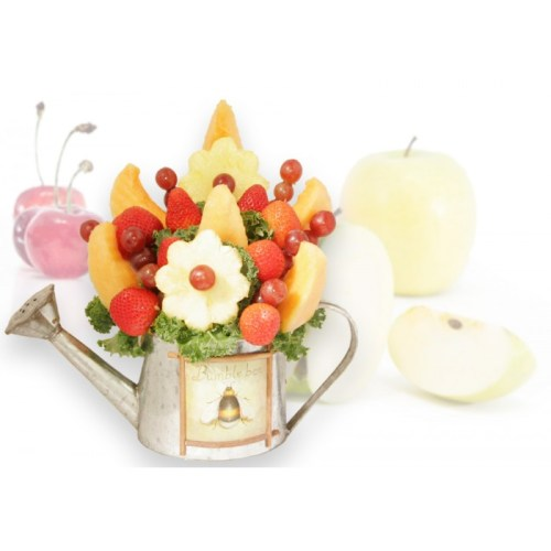 Edible Fruit Arrangements - In Watering Can