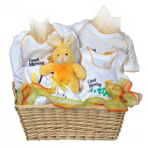 Good Morning Baby Gift Basket