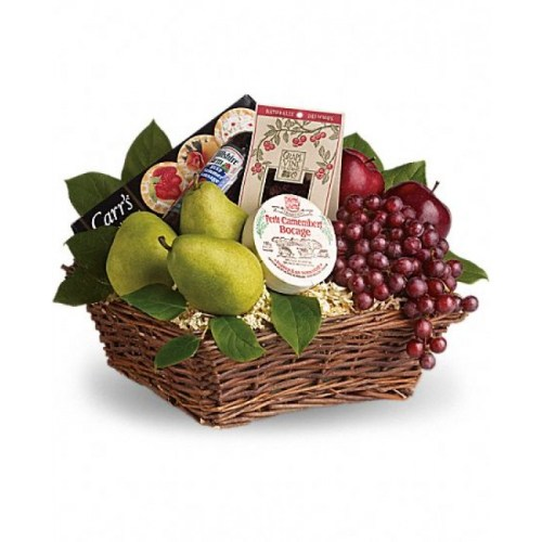 Here For You Gift Basket
