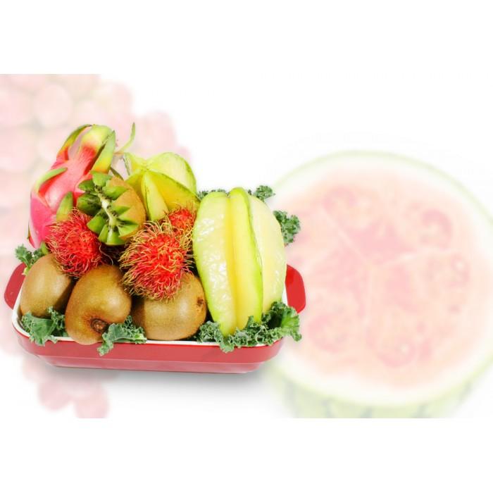 Taste of Exotic Fruits
