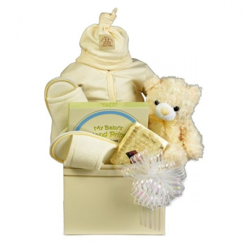 Gift Basket of Mommy and Baby