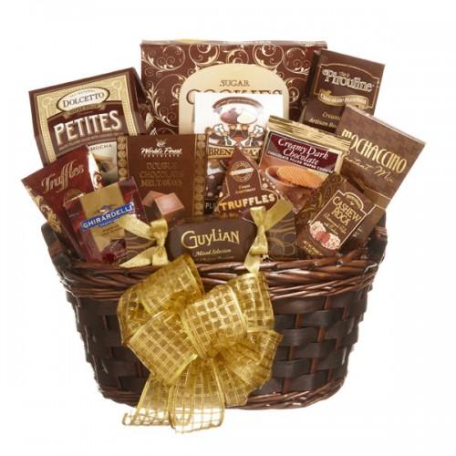 Charm Gift Basket