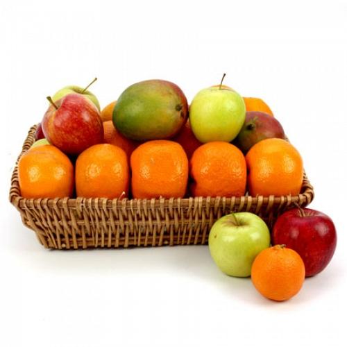 All Fruity Edible Fruit Basket