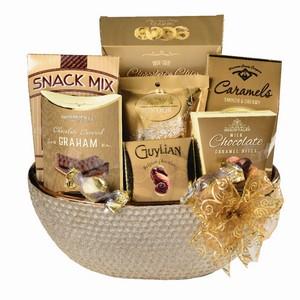 Gourmet Temptations, Sympathy gifts Toronto, sympathy gift baskets, condolence basket, food hamper downtown Toronto