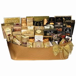 Supreme Selection, wedding gift basket Toronto, Canadian food hamper, Toronto gifts delivery.