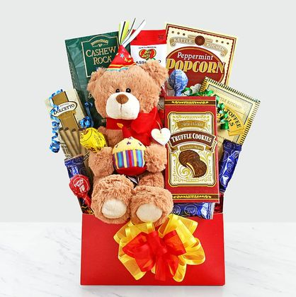 Canadian Birthday Gift Baskets