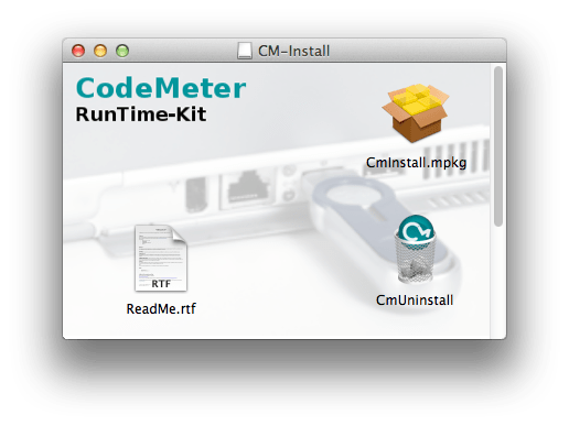 How to uninstall and reinstall CodeMeter or Wibukey drivers (3/4)