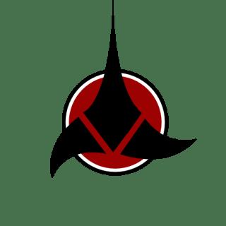 klingon logo emblems for