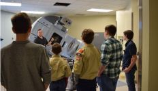 Spring 2017 Nuclear Science Merit Badge & Patch Workshop Success!