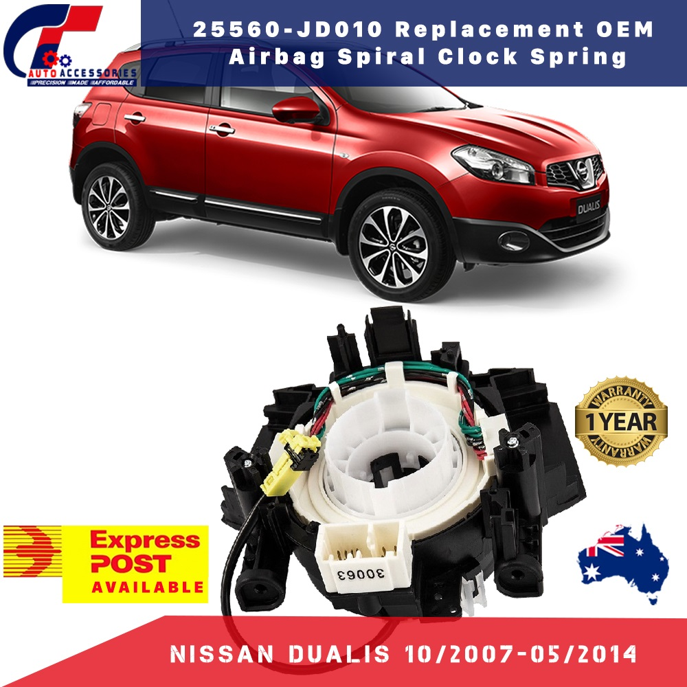 hight resolution of nissan dualis replacement clock spring
