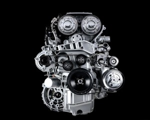 2014 Alfa Romeo 4C Engine