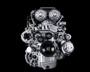 2014 Alfa Romeo 4C Engine