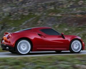 2014 Alfa Romeo 4C Test Drive