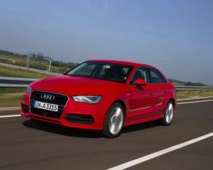 Audi A3 Limousine Road Test