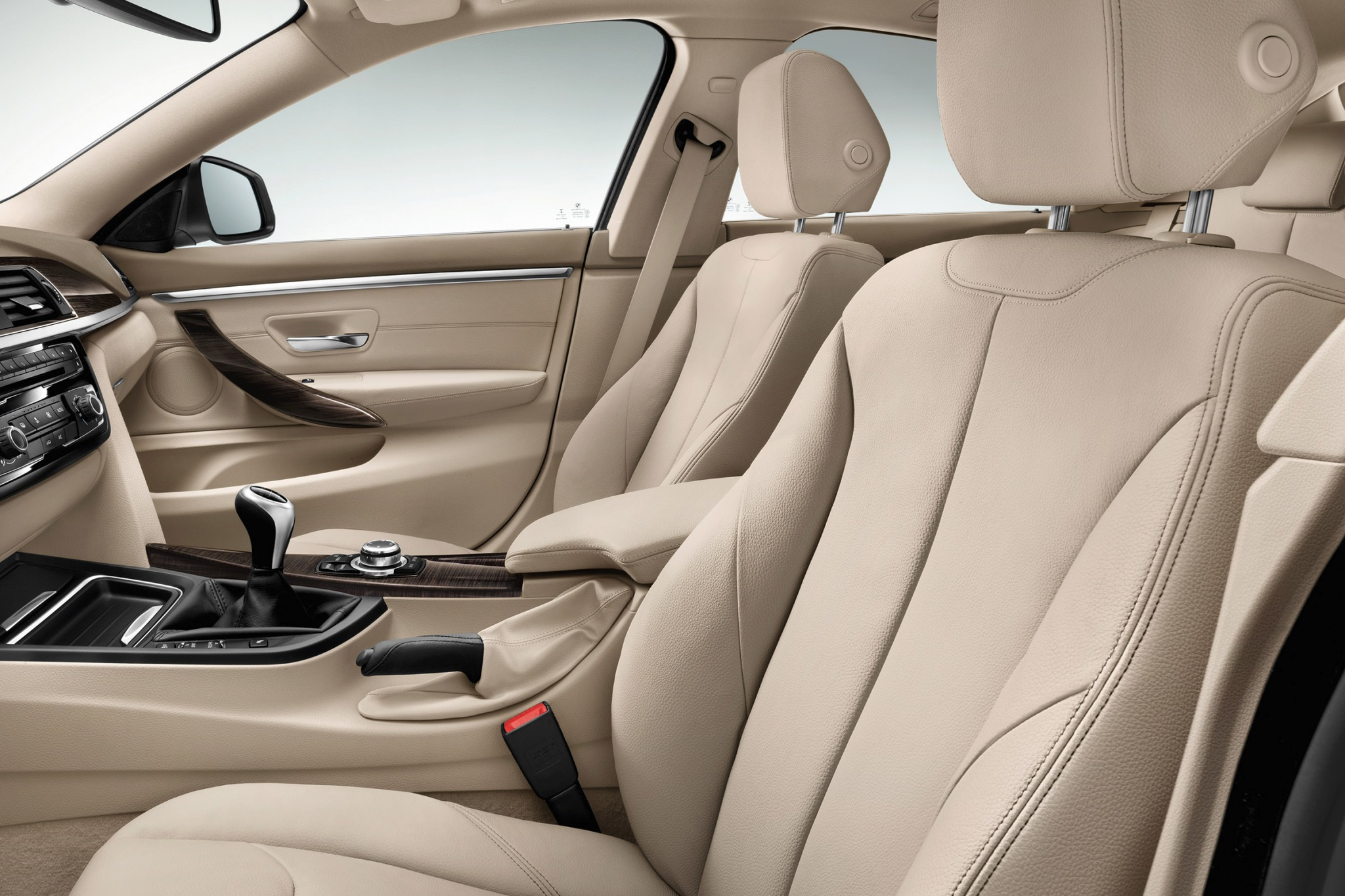 2015 BMW 4 Series Gran Coupe Front Seat