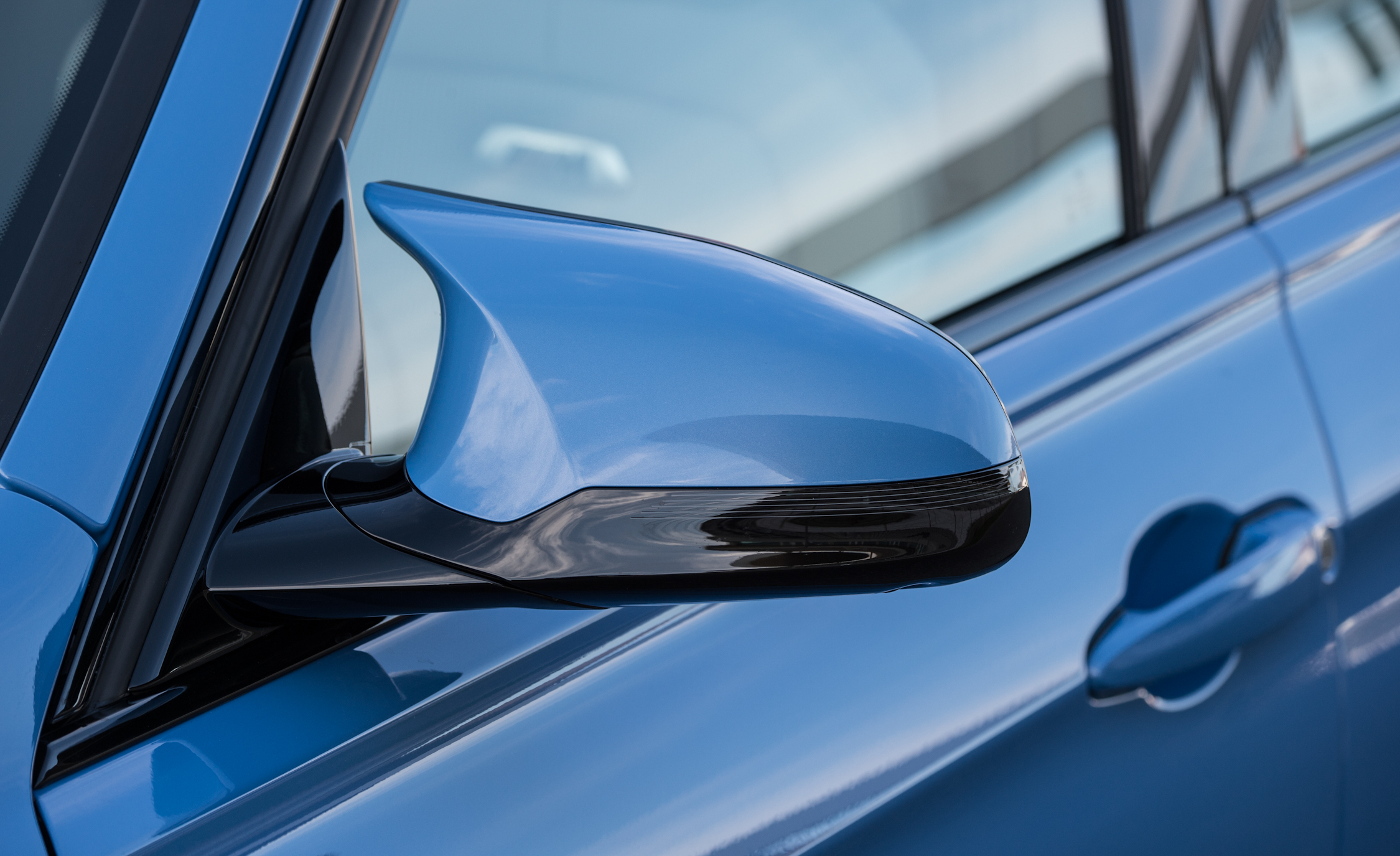 2015 BMW M3 Exterior Side-View Mirror