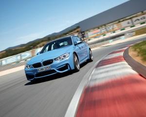 2015 BMW M3 Performance