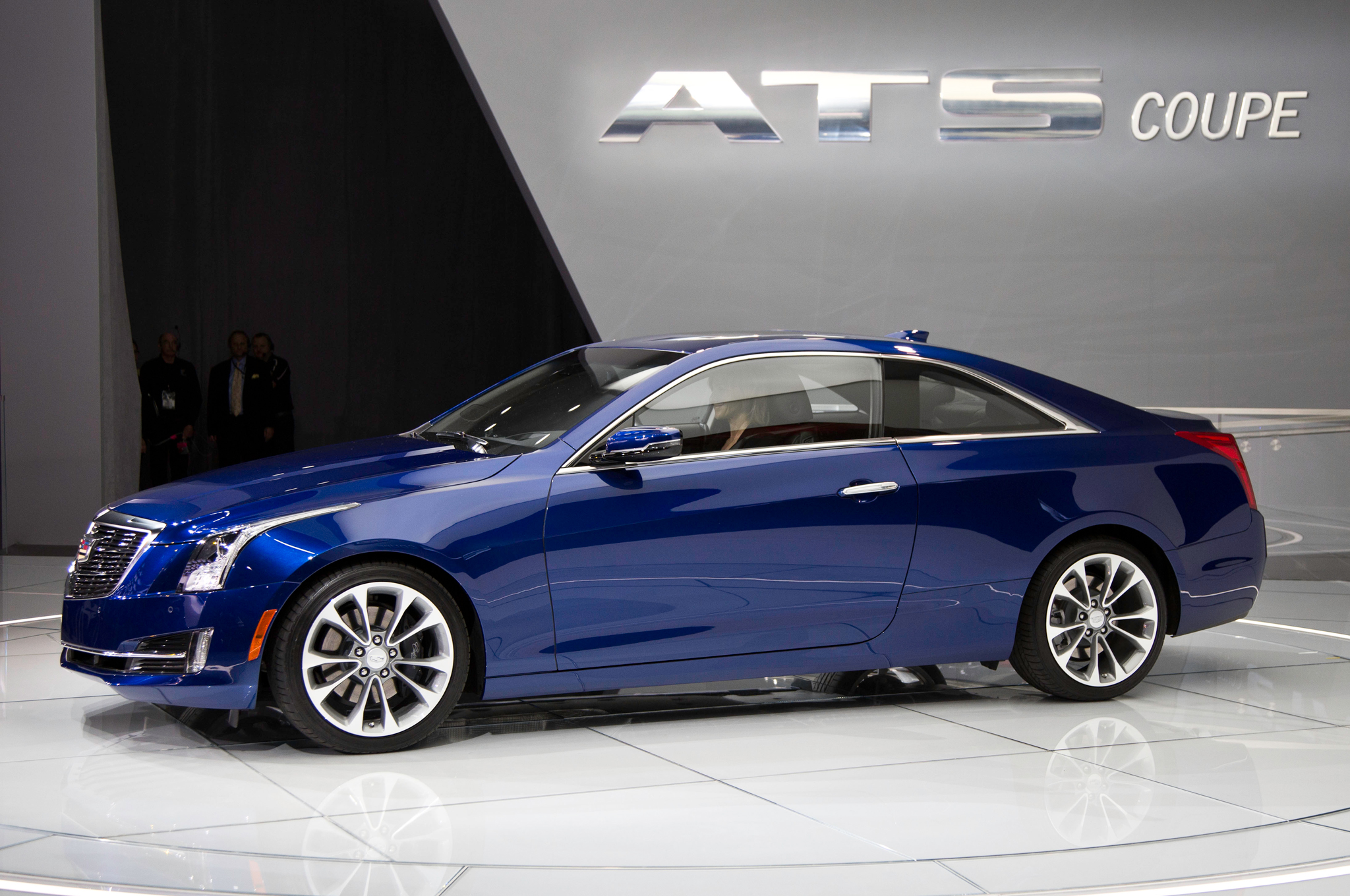 2015 Cadillac Ats Coupe Overview 233 Cars Performance Reviews