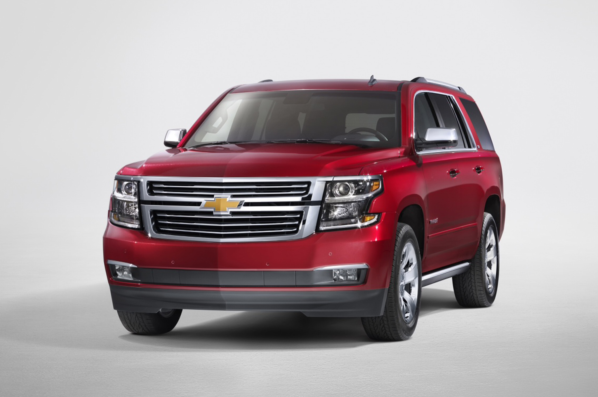 2015 Chevrolet Tahoe Front End