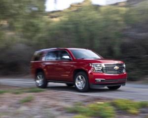 2015 Chevrolet Tahoe Performance