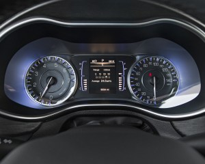 2015 Chrysler 200 Speedometer