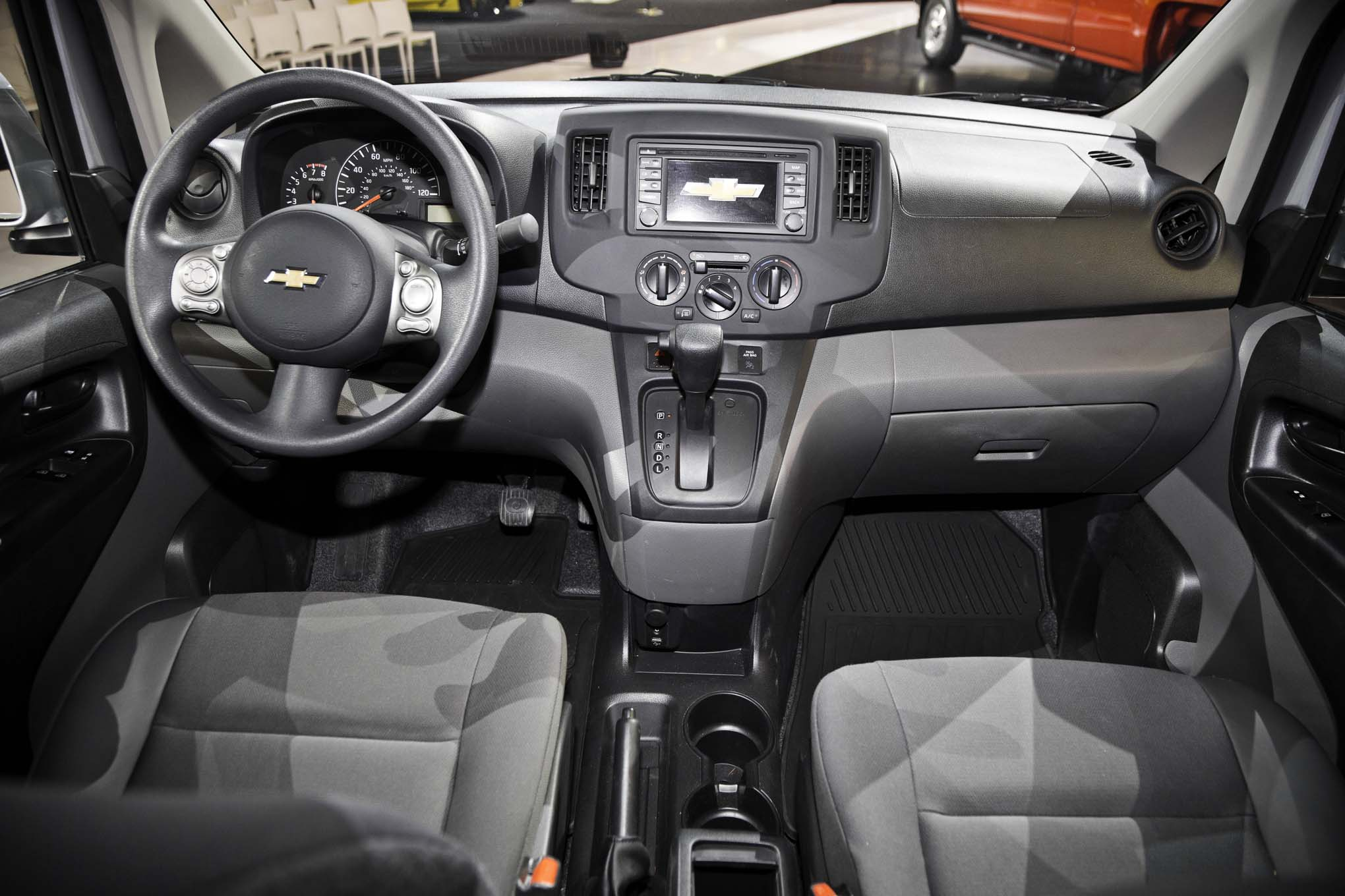 2015 Chevrolet City Express Small Cargo Van Review 468 Cars