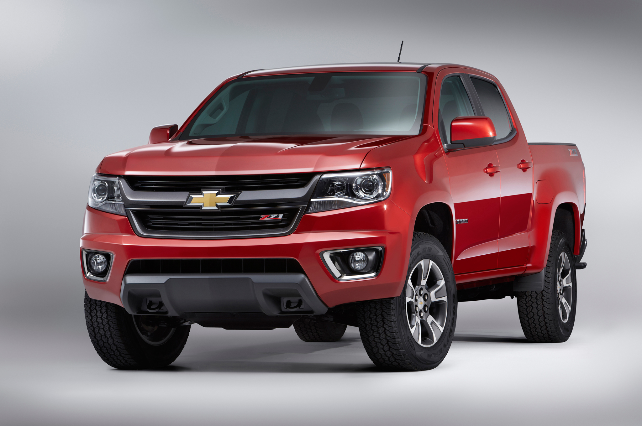 2015 chevy colorado ground clearance