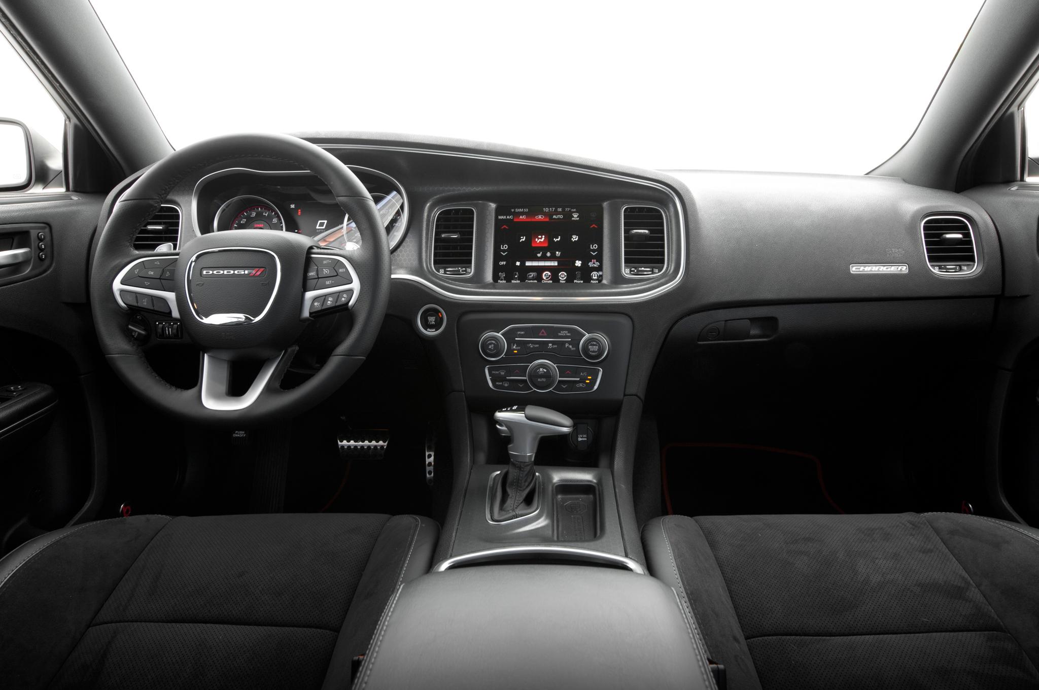 2015 Dodge Charger Dashboard Details