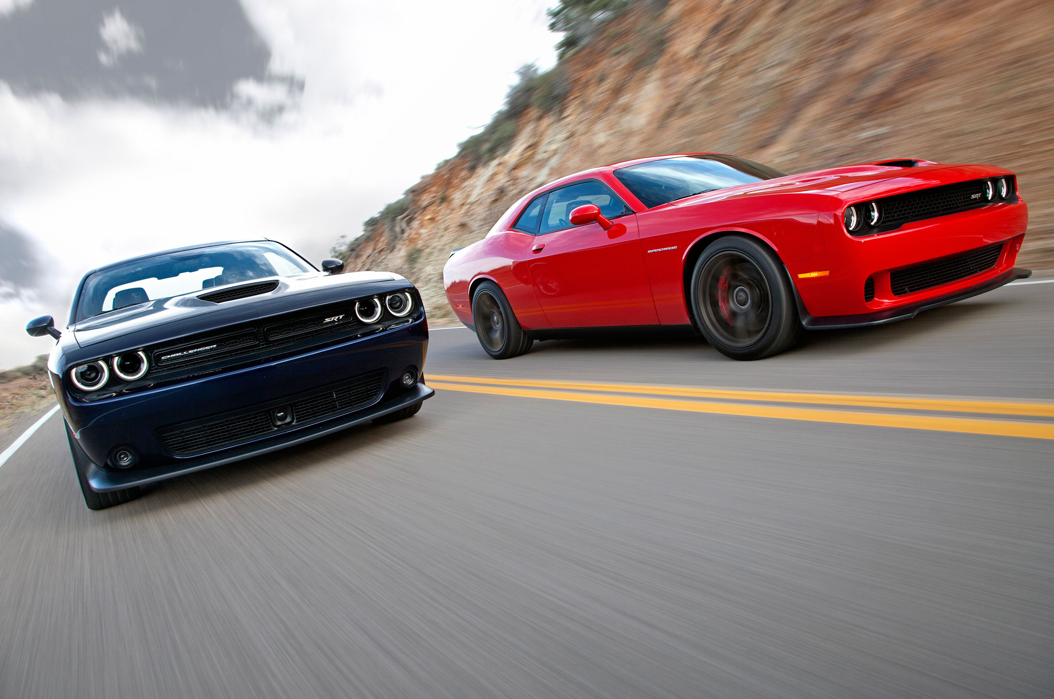 2015 Dodge Charger Performance