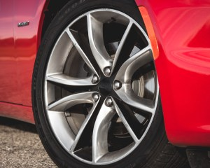 2015 Dodge Charger R/T Exterior Wheel