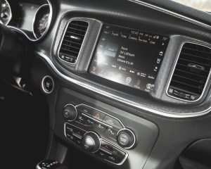 2015 Dodge Charger R/T Interior Center Head Unit
