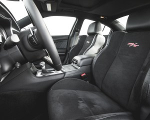 2015 Dodge Charger R/T Interior Cockpit Seat