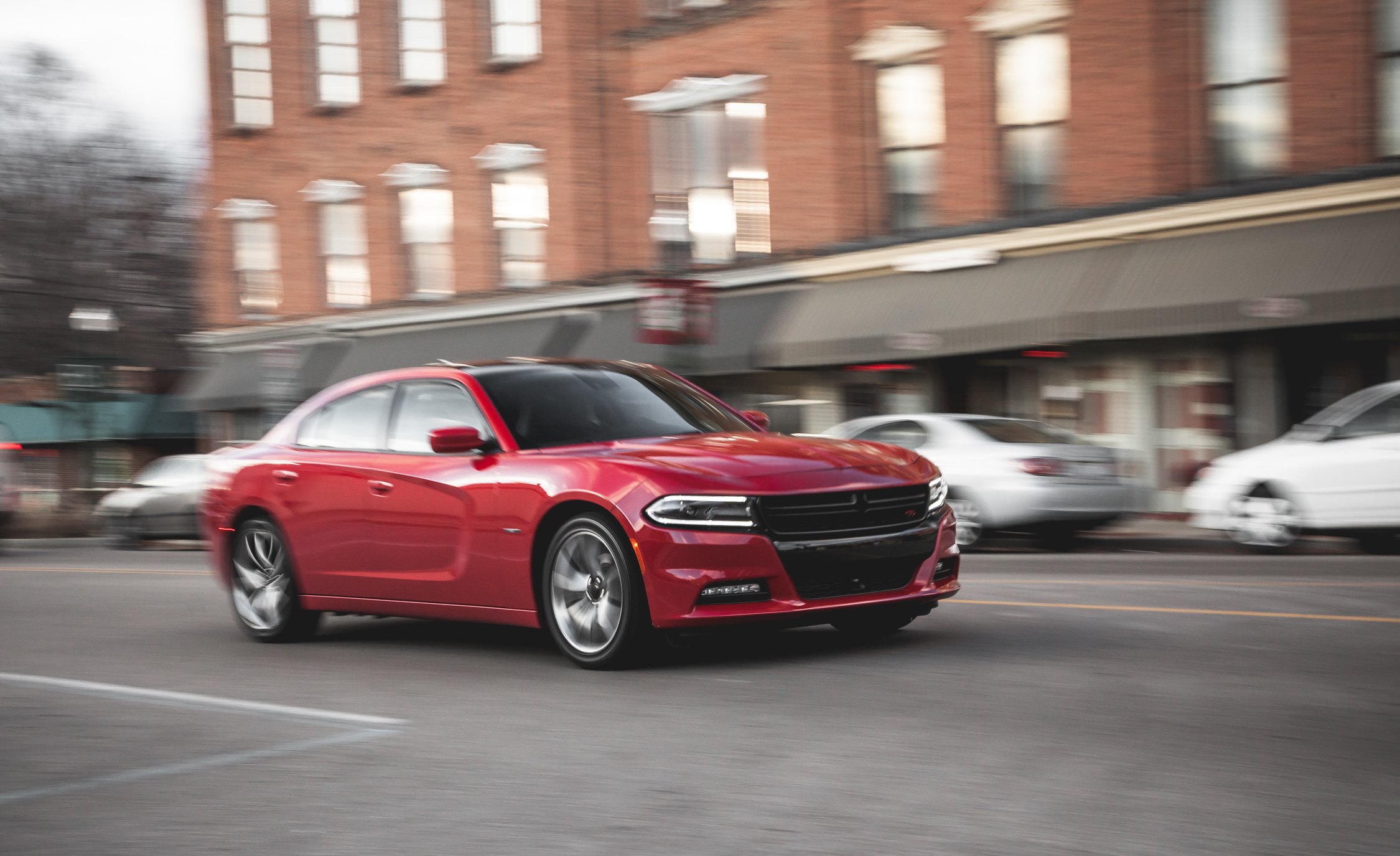 2015 Dodge Charger R/T Test Drive