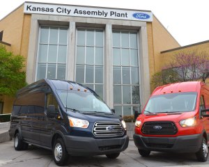 2015 Ford Transit 150 New